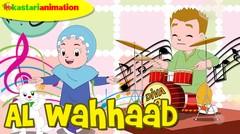 AL WAHHAAB | Lagu Asmaul Husna Seri 2 Bersama Diva | Kastari Animation