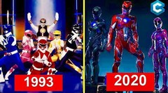 Evolusi Power Rangers Paling Ikonik