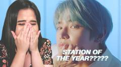 [STATION 3] TAEYONG 태용 'Long Flight' MV REACTION | Kevina Christina