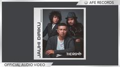 The Row - Jauhi Diriku (Official Audio Video)