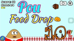 Pou Food Drop Part 10
