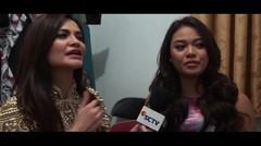 Backstage Interview Cut Tari dengan Aurel