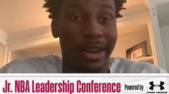 Jr. NBA Leadership Conference Promotion Video with Jaren Jackson Jr.