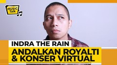 Keuangan Terkena Dampak Pandemi, Indra The Rain Andalkan Royalti dan Konser Virtual