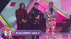 D'Academy Asia 5 - Top 9 Result Show Group 3