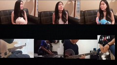 A Thousand Miles - Vanessa Carlton (Cover) ft. K - Island Band
