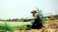 Excavator Membuat Ikan Gak Mau Makan !!