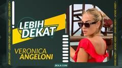Lebih Dekat Veronica Angeloni, Atlet Voli Cantik Italia yang Pernah Main di Proliga dan Fans Berat Juventus (Part 1)