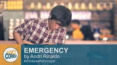 EPS 37 - Emergency (Nike) cover by Andri Rinaldo (Riau Guitarist)