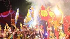 Pramita Bajang Ratu, Kontingen Kabupaten Mojokerto dalam Jatim Specta Night Carnival 2016