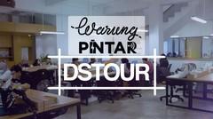 Berkunjung ke Kantor Warung Pintar - DStour #84