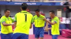 Full Highlight Sepak Takraw Putra Indonesia vs Myanmar 2 - 0   Asian Games 2018