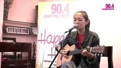 #LIVE Lala Karmela on Love is in the Air - Sway (The Cranberries Cover)