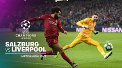 Full Highlight - Salzburg vs Liverpool I UEFA Champions League 2019/2020