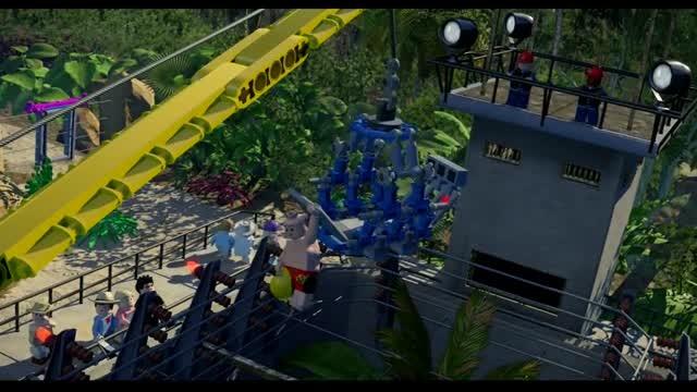 LEGO Jurassic World - PART 2