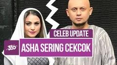Celeb Update! Artis Asha Shara Gugat Cerai Suami