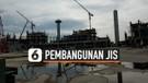 Melihat Suasana Pembangunan Jakarta International Stadium