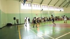 3X3 Basketball Competition SMA Gonzaga VS SMA 3 Part. 2