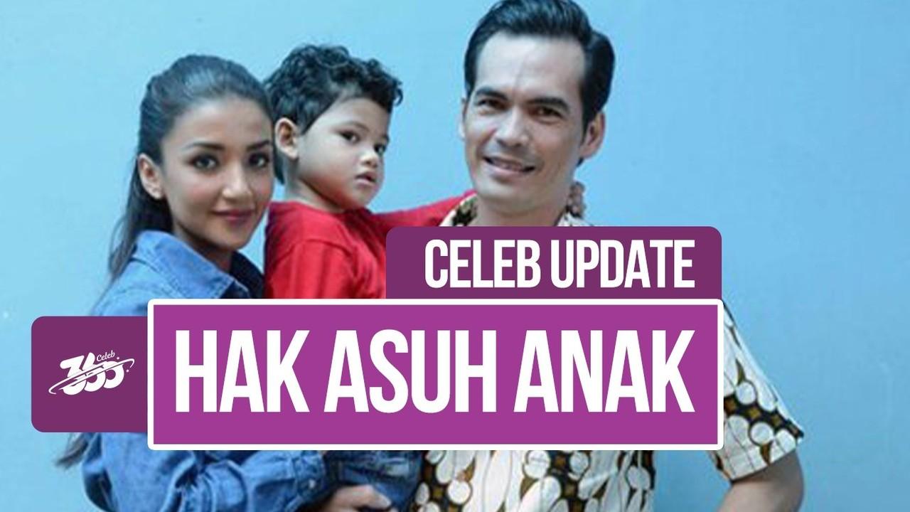Streaming Celeb Update! Atalarik Syah dan Tsania Marwa ...