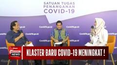 Waspada! Sambut New Normal, Indonesia justru Panen Klaster Covid-19 Baru?