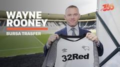 Derby County, Pelabuhan Terakhir Wayne Rooney?