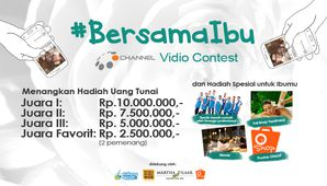 #BersamaIbu O Channel VIdeo Contest