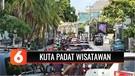Libur Panjang, Kuta Bali Dipadati Kendaraan Wisatawan Luar Daerah   Liputan 6