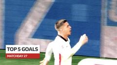 5 Gol Terbaik Pekan 27 Bundesliga, Torehan Eks Pemain AC Milan, Andre Silva Masuk Daftar