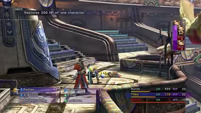 Final Fantasy X PS4 - Walkthrough Part 9