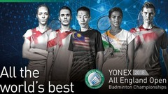 FINAL ALL ENGLAND 2018 TAI Tzu Ying vs Akane Yamaguchi 2018 Yonex All
