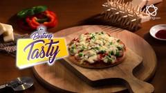 Bintang Tasty: Pizza Sederhana Ala Rumahan