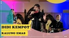Didi Kempot - Kalung Emas Lirik (Live Konser Amal dari Rumah)