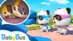 Baby Bus | Bayi Panda & Tim Penyelamat Super