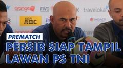 Persib Siap Tampil Lawan PS TNI