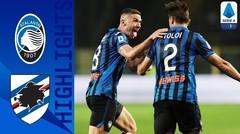Match Highlight | Atalanta 2 vs 0 Sampdoria | Serie A 2020