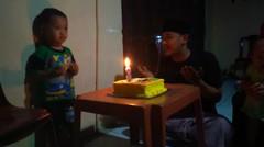 Selamat Ulang Tahun Fahmi 3Th