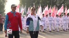 Parade Momo semarakkan Asian Para Games 2018