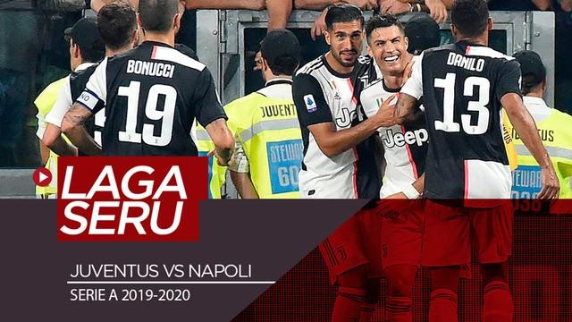 Streaming Highlights Laga Seru Juventus Vs Napoli Di Serie A Vidio Com