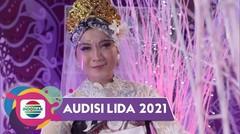 """Tatu (Banten) Tebar """"Bunga-Bunga Cinta""""!!!! Reza DA Sampai Tidak Bisa Melepas Pandangan   LIDA Audisi 2021"""