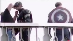 Behind The Scenes Footage The Avengers 2 : Age Of Ultron 2015