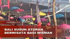 Bali susun aturan berwisata bagi wisman