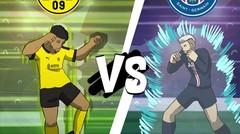 Dortmund vs PSG, Duel Dua Kuda Hitam Eropa