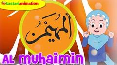 AL MUHAIMIN | Lagu Asmaul Husna Seri 1 Bersama Diva | Kastari Animation