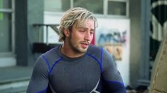 "Marvel's Avengers: Age of Ultron: Aaron Taylor-Johnson ""Pietro Maximoff / Quicksilver"" Interview"