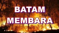 Kebakaran Di Kota Batam Selasa 26 Maret 2019