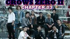 Komik Crows Zero II Chapter 03
