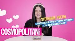 Stephanie Poetri Menjawab Semua Pertanyaan di Internet