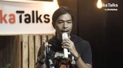 Dimas Djayadiningrat - Memaksimalkan Komunikasi dalam Content Creation | BukaTalks