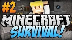 Rumah terkeren yang pernah gua buat - Minecraft survival #2