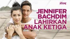 Jennifer Bachdim Lahirkan Anak Ketiga